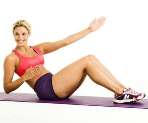 Sex moves that work your abs