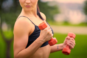 Shoulder Workouts & Arm Exercises | Fitness Magazine