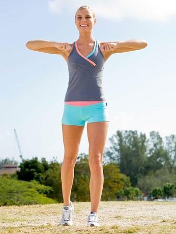 walking workout tone your arms as you walk  fitness magazine
