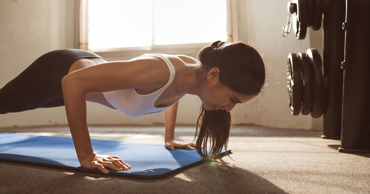 The 20-Minute Bodyweight Workout That Hits Every Muscle