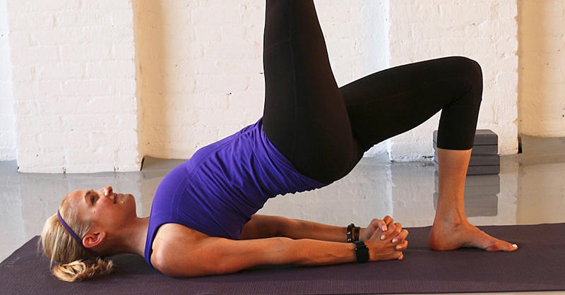The Yoga Workout That Targets Your Butt