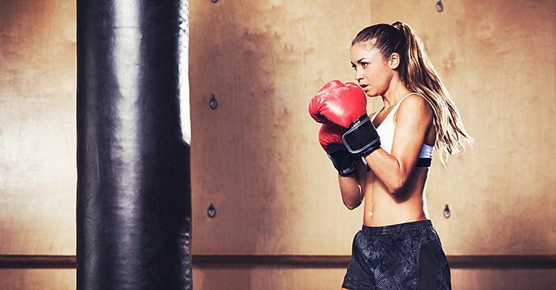 The Boxing Workout You Can Do Anywhere (No Partner Required!)