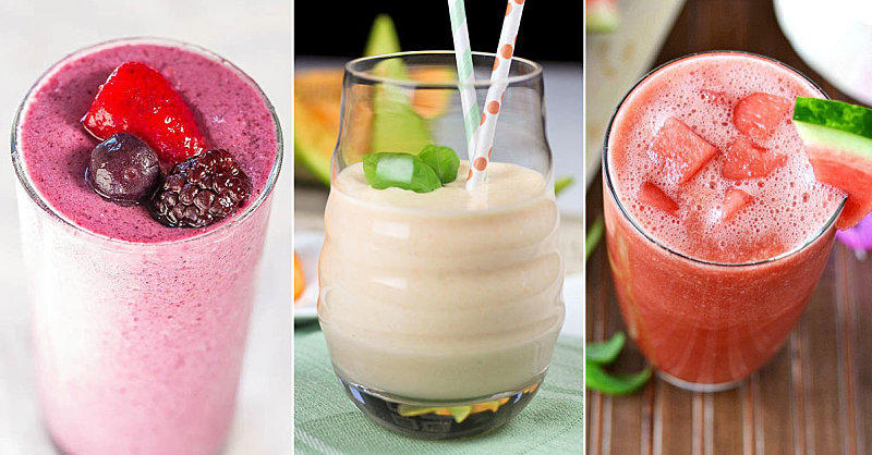 easy smoothie recipes with no more than 3 ingredients fitness magazine