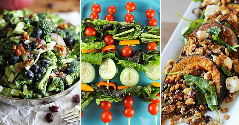 Thanksgiving Salad Recipes That Win the Holiday