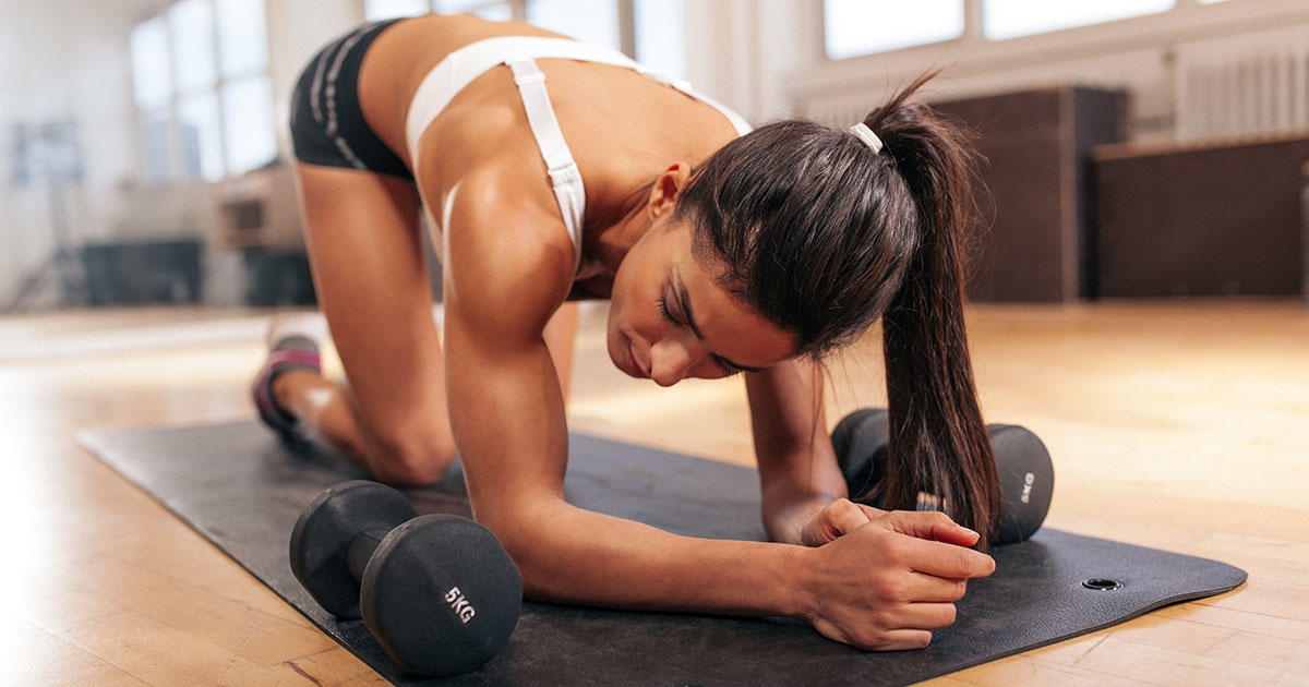 The 20-Minute Strength Training Workout That Will Turn Your Body to Jell-O