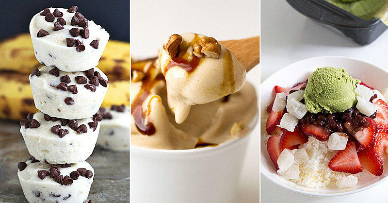 8 Healthy Frozen Desserts Better Than Ice Cream (Really!)