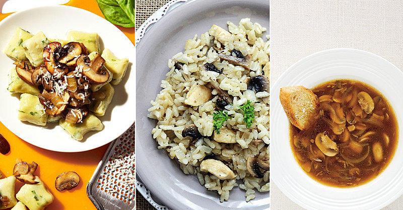 Mouthwatering Mushroom Recipes
