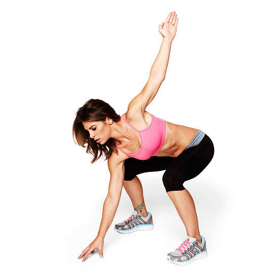Jillian Michaels' Bodyshred Circuit Workout