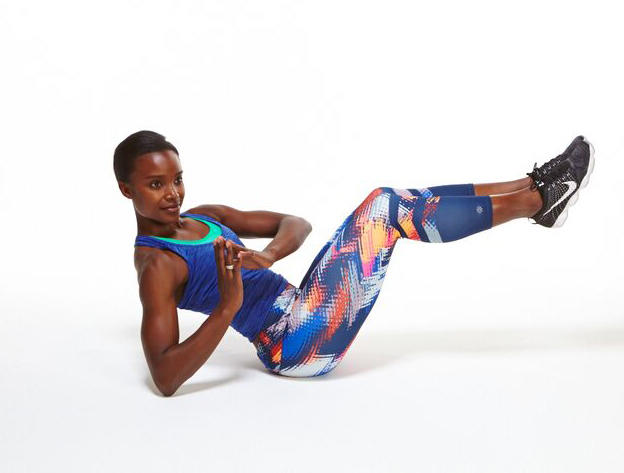 The 4-Minute Ab Workout That Will Crush Your Obliques