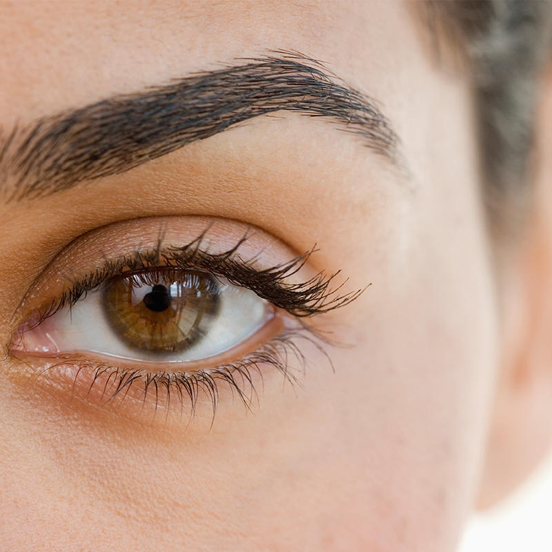 The Secret To Growing Out Your Eyebrows Fitness Magazine