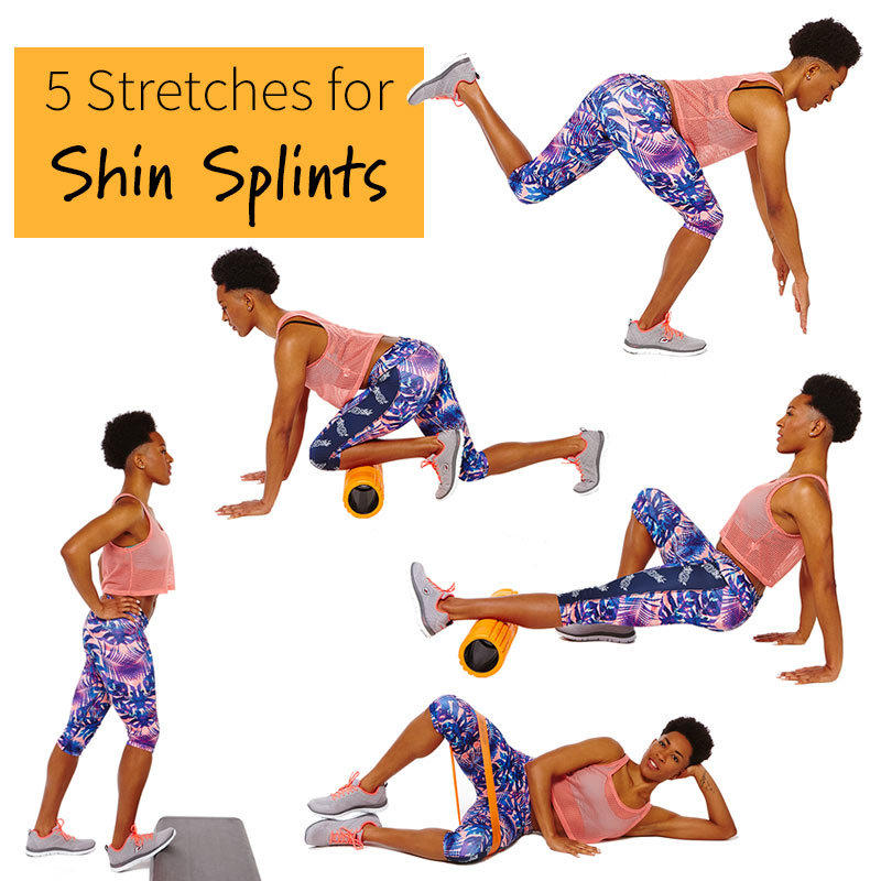 Shin Splints Treatment 5 Shin Splints Stretches Fitness
