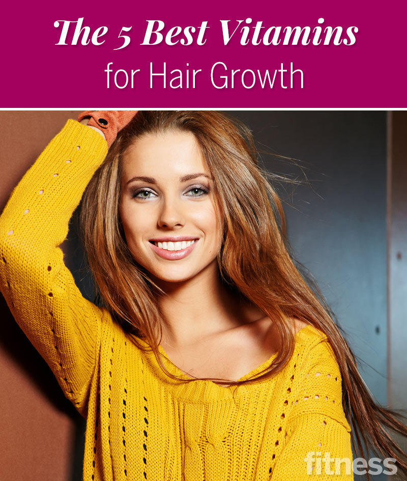 Top 5 Vitamins for Hair Growth | Fitness Magazine