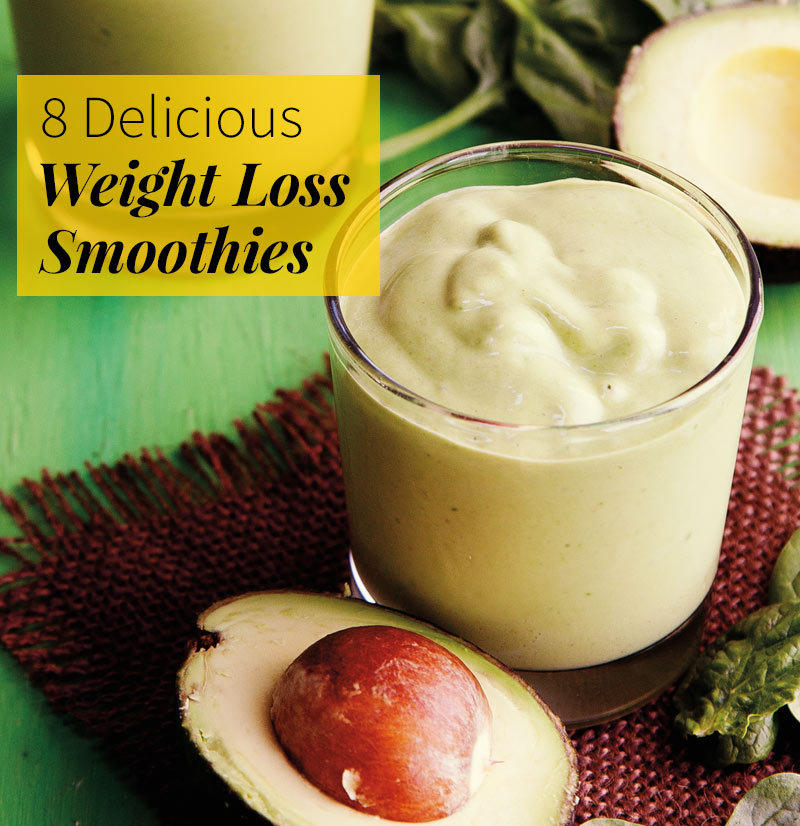 8 Delicious Weight-Loss Smoothies | Fitness Magazine