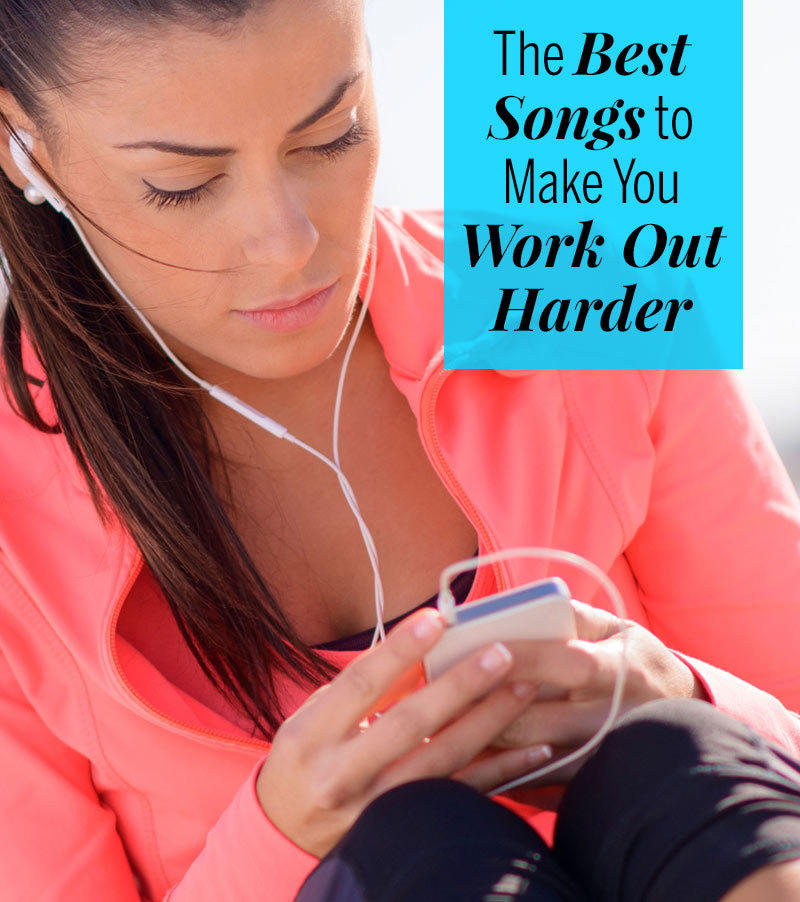 The Best Songs Designed to Make You Work Out Harder