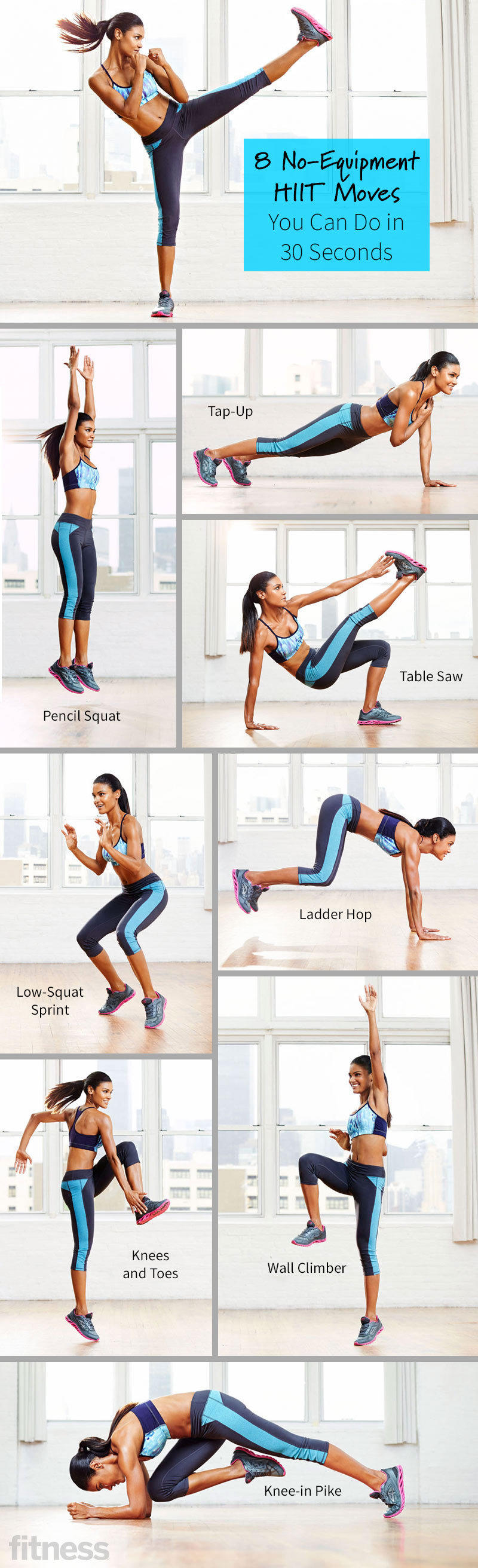 High Intensity Interval Training Workout Fitness Magazine