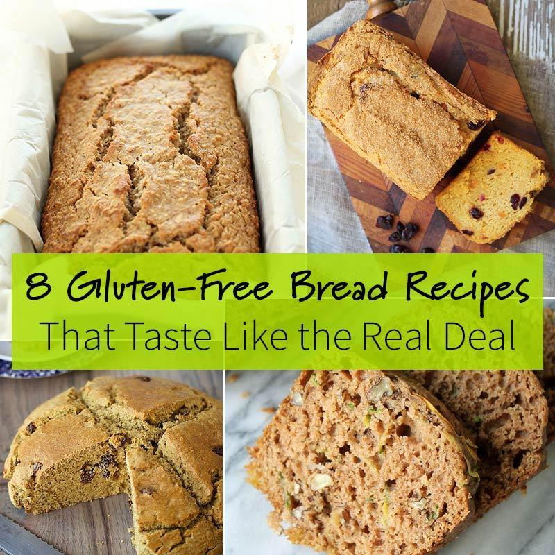 8 Gluten-Free Bread Recipes That Taste Like the Real Deal