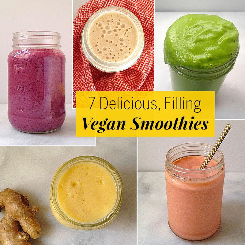 vegan smoothie recept