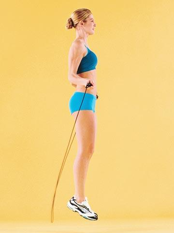 10-Minute Workout: Jump Rope to Skip Yourself Slim