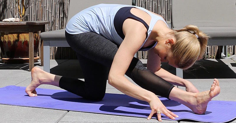 Yoga Poses to Loosen Up Tight Hamstrings