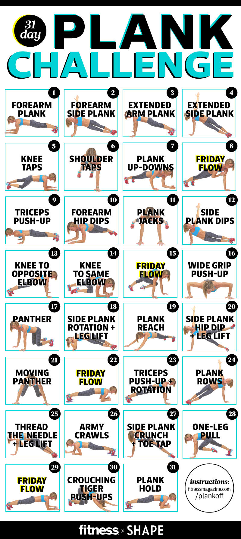 Plank Challenge: The Ultimate Guide to Planks