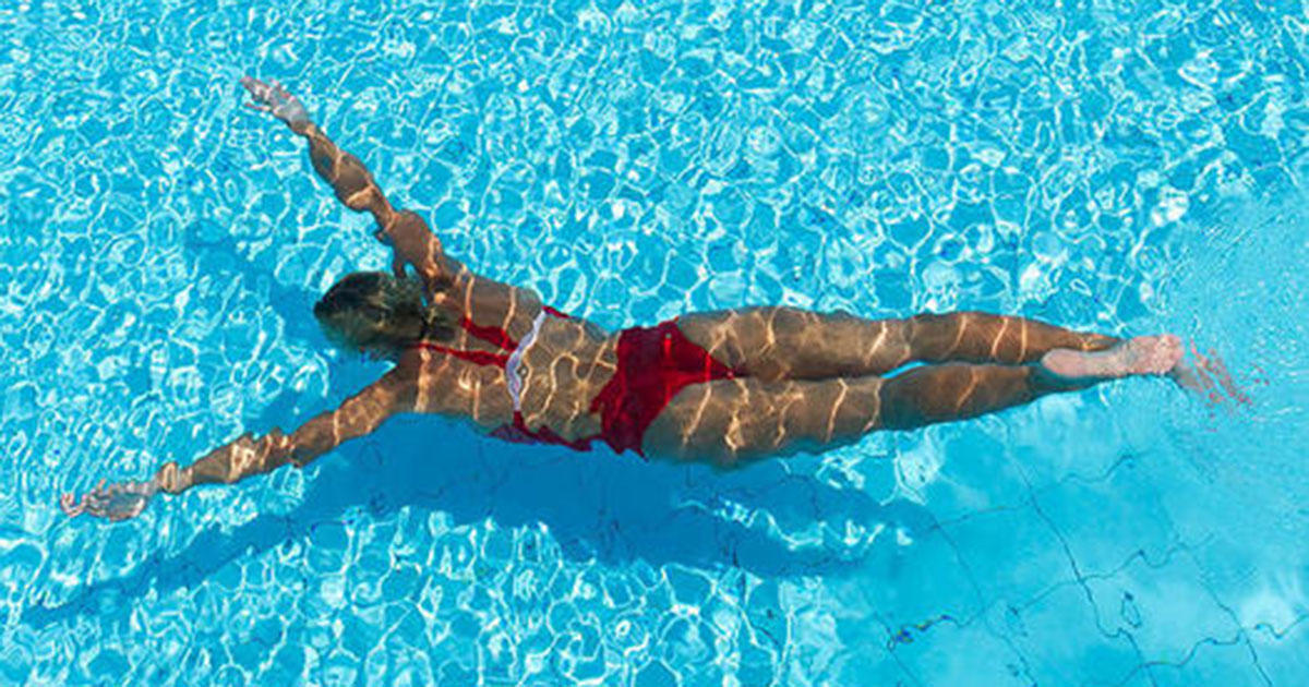 Why Swimming Is the Best Cardio Workout There Is