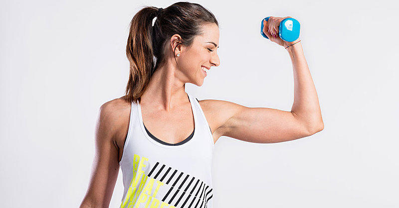 This Arm Workout Is About to Be A Staple In Your Weekly Routine