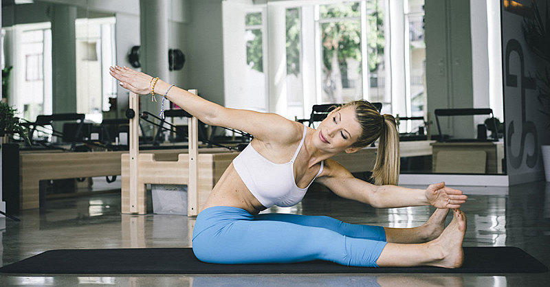 6 Pilates Moves to Help You Sleep