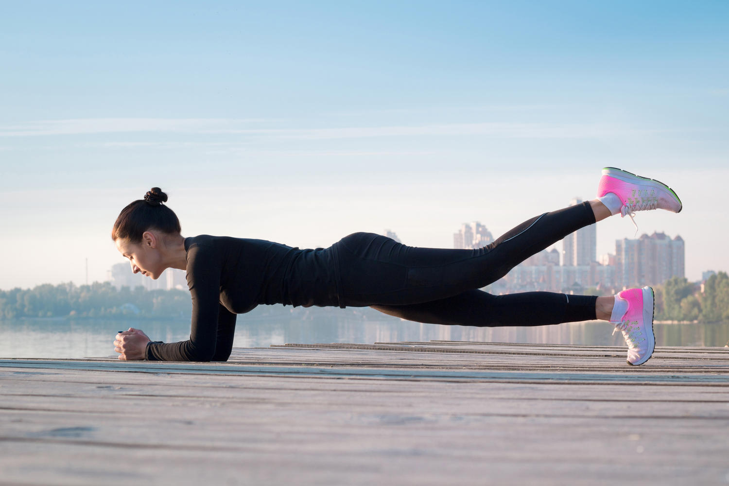 Try These Pilates Moves for A Stronger Core ASAP