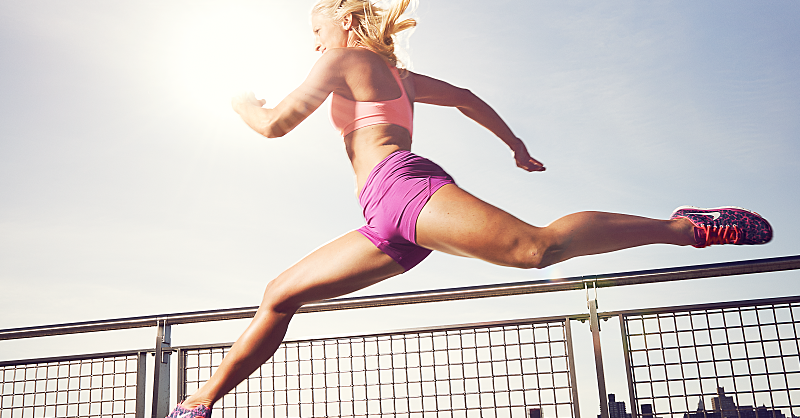 30-Day Running Challenge: 30 Ways to #RunForFun