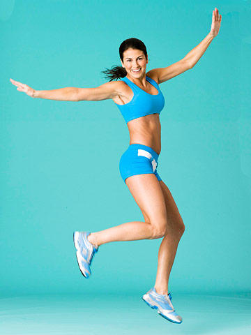 The Lose 10 Pounds in 30 Days Workout