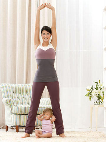 Lose the Baby Weight: Get a Better Body After Baby
