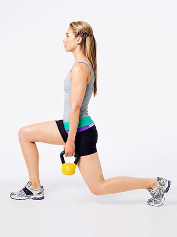 The 15-Minute Kettlebell Blasters Workout