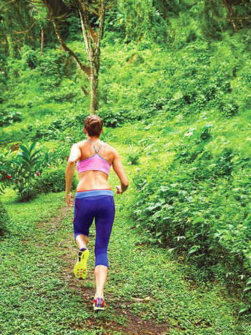 hill workouts to run stronger and faster  fitness magazine