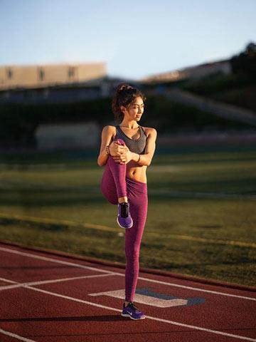 running speed workout5k track workout  fitness magazine