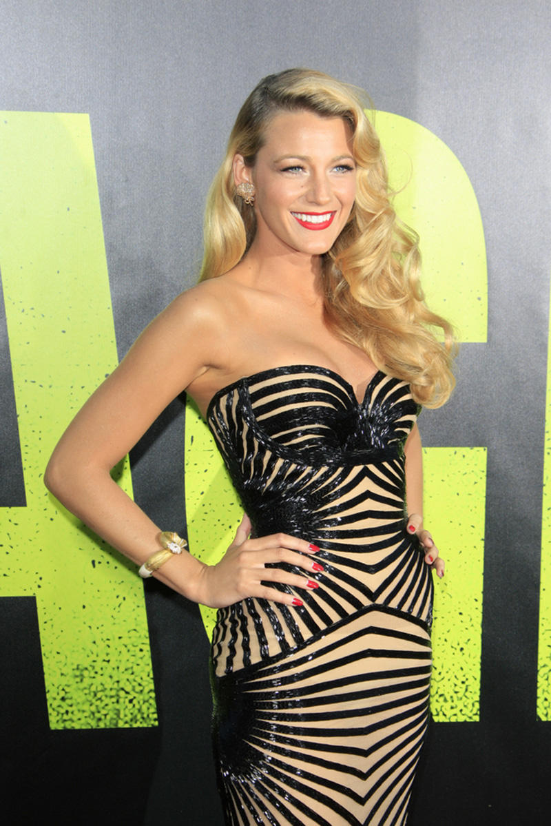 Celebrity Workout: Blake Lively's Total-Body Workout