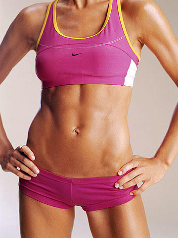 Workout Strong Sexy Abs Fitness Magazine