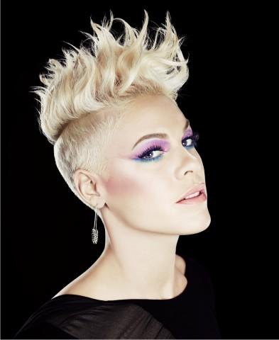 P!NK Talks Beauty Must-Haves and Body-Sculpting Workouts
