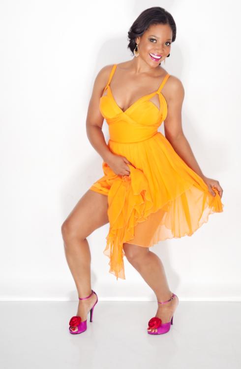 How Castle's Tamala Jones Stays Healthy And Happy