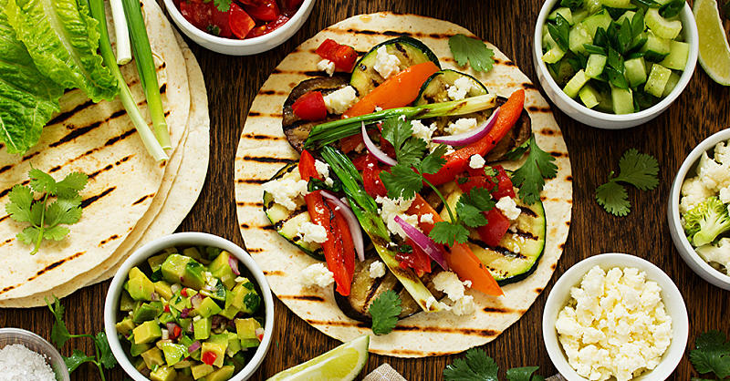 The Vegetarian Taco Recipe You'll Want to Make Every Night