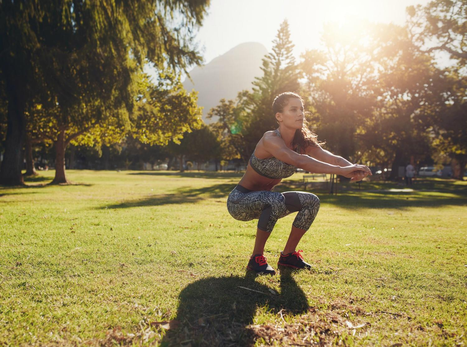 Bust Out This Do-Anywhere Lower Body Workout Next Time You Have a Few Minutes to Spare