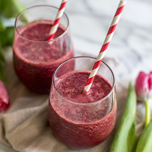 Smoothies: Healthy Smoothie Recipes for Dessert | Fitness Magazine