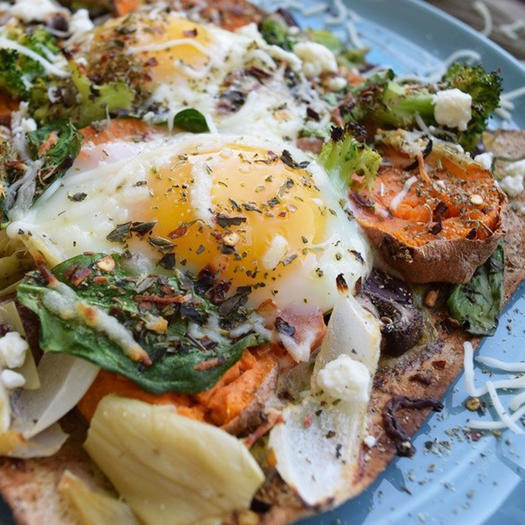 How To Make Eggs For Dinner Healthy Egg Recipes Fitness Magazine
