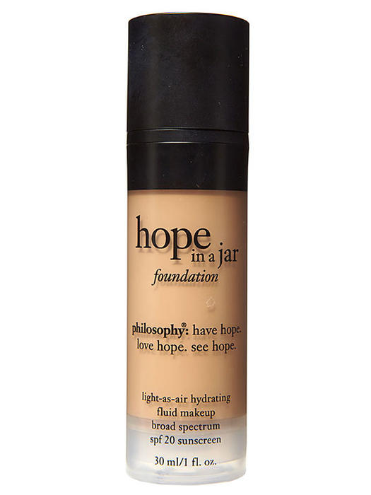 Hope in a Jar Light-as-air Hydrating Fluid Makeup SPF 20