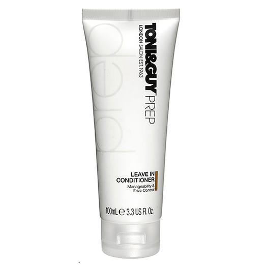 Toni&Guy Hair Meet Wardrobe Prep Leave In Conditioner
