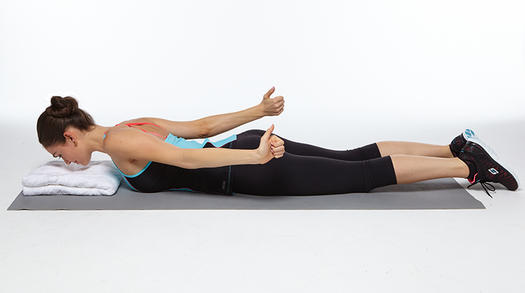 Neck Stretches How To Relieve Neck Pain Fitness Magazine
