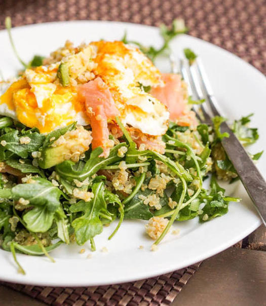 High Protein Breakfast Recipes Fitness Magazine