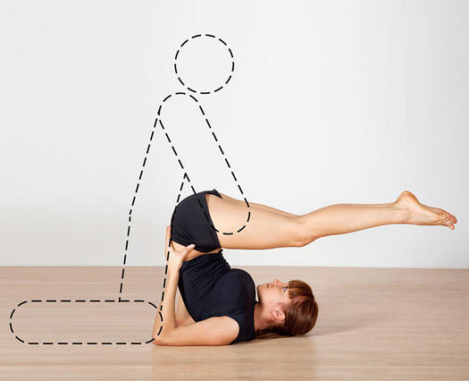 Yoga positions sexual health