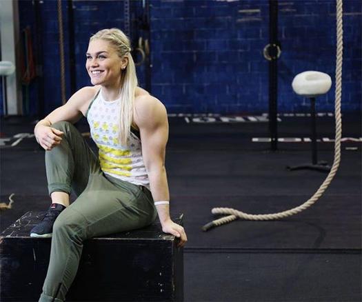 Women S Crossfit Workouts: Women Who Do CrossFit