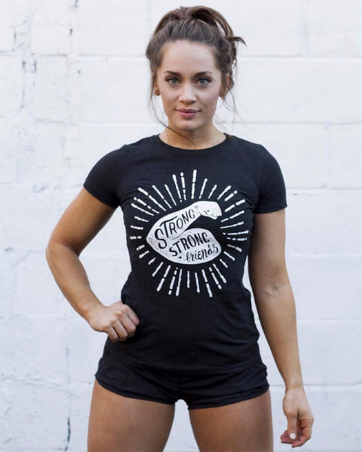 Women Weight Lifting - Inspiration   Fitness Magazine
