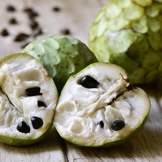 Cherimoya healthy fruit